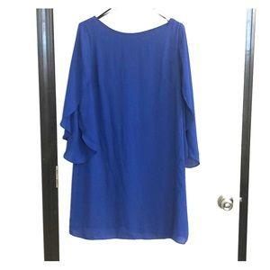 AB Studio Blue Dress